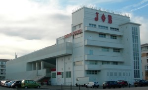 bâtiment JOB